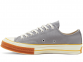 Chuck 70 Pop Toe Gray Low Top 1
