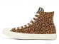 All Star Animal Print Suede High Top 1