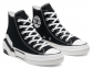 All Star Women's CPX70 Black High Top 2