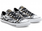 Frozen 2 Chuck Taylor All Star Black&White 3