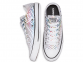 All Star Exploding Star White Low Top 2