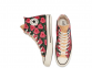 Chuck 70 Unisex Culture Weave Flowers High Top 1