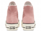 All Star Sherpa Chuck Platform Dusk High Top 3
