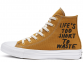 All Star Renew Orange High Top 0
