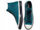 Chuck 70 Waterproof GORE-TEX Leather Green High Top 1