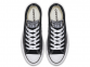 All Star Black Platform Low Top 3