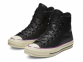Chuck 70 Warmer High Leather Black 2