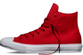 Chuck II Salsa Red High 0