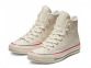 Chuck 70 Warmer High Leather White 3
