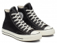 Chuck 70 Pony Hair Black High Top 1