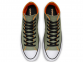 All Star Space Explorer Olive High Top 2