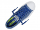 Chuck II Roadtrip Blue Knit Low 3