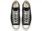 Chuck 70 Pony Hair Black High Top 0