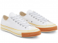 Chuck 70 Pop Toe White Low Top 1