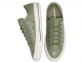 All Star Leather Olive Low Top 3