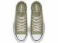 All Star Platform Olive Low-Top 2