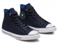 All Star Space Explorer Dark Blue High Top 2