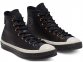 Chuck 70 Waterproof GORE-TEX Leather Black High Top 0
