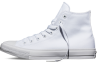 Chuck II Mono White High 0