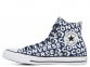 All Star High Logo Blue White 3