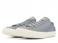All Star Minimalism Leather Grey Low-Top 1