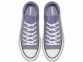All Star Platform Blue Low-Top 1