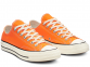 Chuck 70 Orange Low Top 2