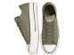 All Star Platform Nubuck Low Top 0
