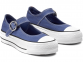 All Star Mary Jane Blue Low Top 1