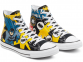All Star Batman Combo High Top 2