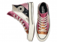Chuck 70 Metallic Rainbow High Top 2