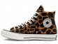 Chuck 70 Pony Hair Leopard High Top 1