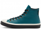 Chuck 70 Waterproof GORE-TEX Leather Green High Top 0