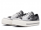 All Star Platform Metallic Flame Low-Top 3