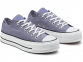 All Star Platform Blue Low-Top 2