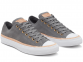 All Star Vachetta Leather Trim Low Top 2