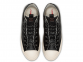 All Star Desert Storm Black Leather High Top 3