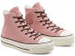 All Star Sherpa Chuck Platform Dusk High Top 1