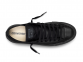 All Star Black Mono Leather Low 3
