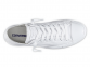 All Star White Mono Leather Low 2