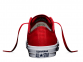 Chuck II Salsa Red Low 3