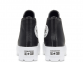 All Star Lugged Leather Black Hi Top 2
