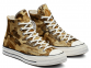 Chuck 70 Pony Hair Chaki High Top 0