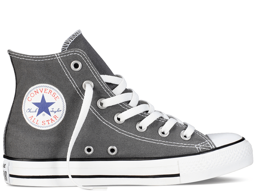 All Star Charcoal High