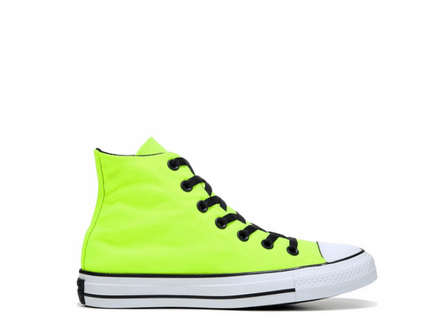 All Star Volt Lime High