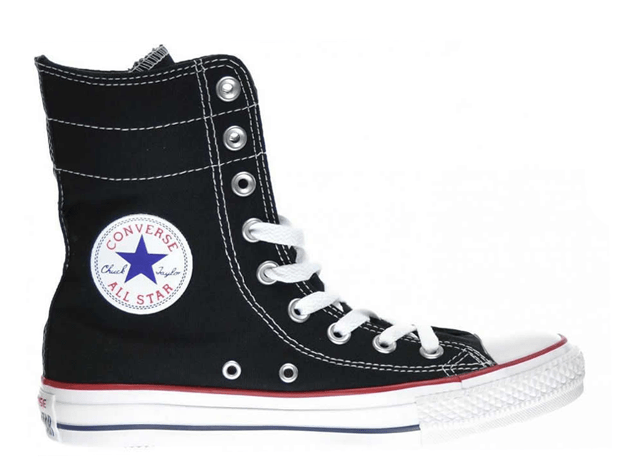All Star Black High-Rise