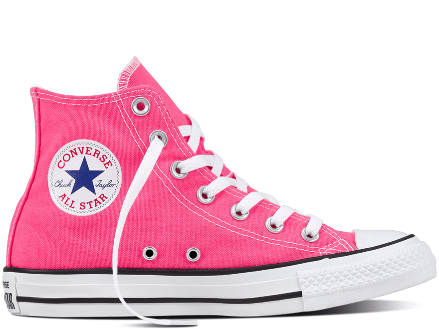 All Star Pink Pow High
