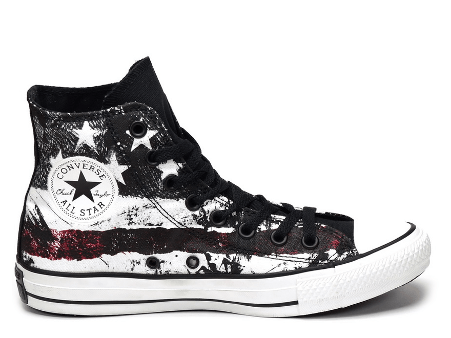 All Star American Flag V2 High
