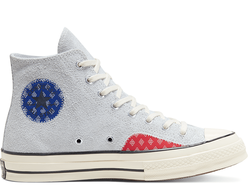 Unisex Twisted Prep Chuck 70 High Top