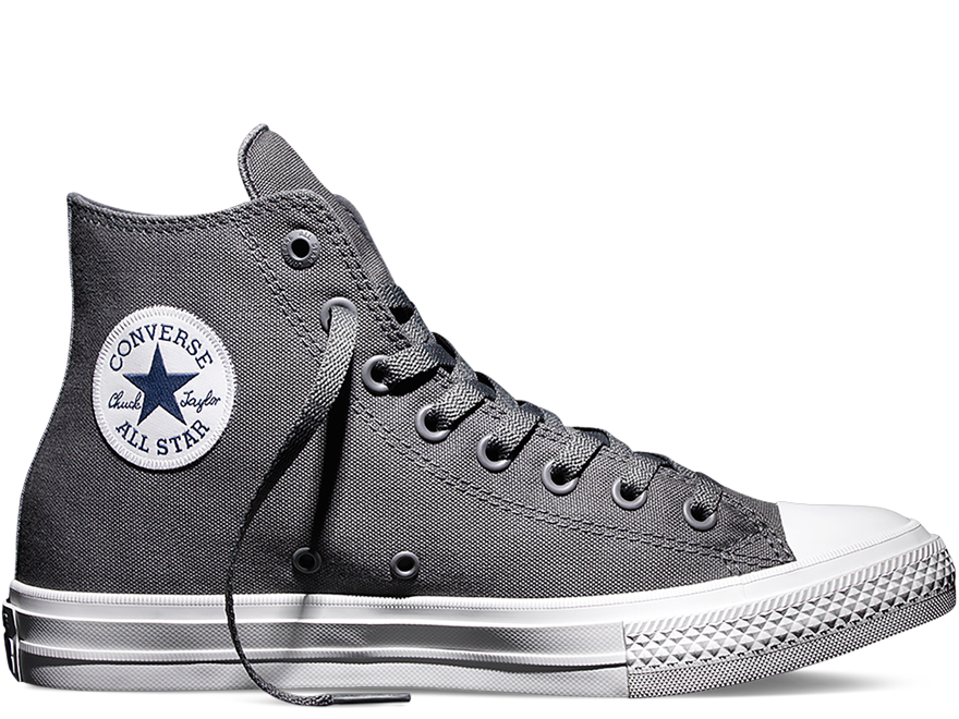 Chuck II Gray High